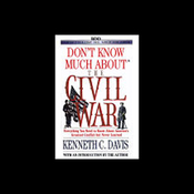 Don't Know Much About the Civil War audiobook download
