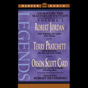 Legends: Stories by the Masters of Fantasy, Volume 2 (Unabridged) audiobook download