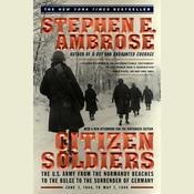 Citizen Soldiers audiobook download