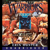 Warriors: The New Prophecy 5, Twilight (Unabridged) audiobook download