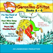 Geronimo Stilton: Books 4-6 (Unabridged) audiobook download