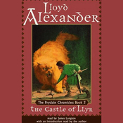 The Castle of Llyr: The Prydain Chronicles, Book 3 (Unabridged) audiobook download