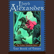 The Book of Three: The Prydain Chronicles, Book 1 (Unabridged) audiobook download