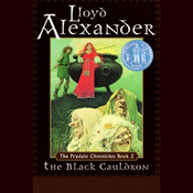 The Black Cauldron: The Prydain Chronicles, Book 2 (Unabridged) audiobook download