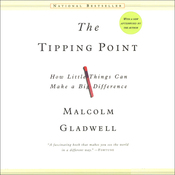 The Tipping Point: How Little Things Can Make a Big Difference audiobook download