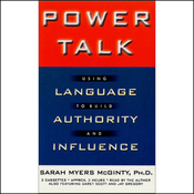 Power Talk: Using Language to Build Authority and Influence audiobook download