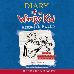 Rodrick-rules-diary-of-a-wimpy-kid-unabridged-audiobook