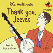 Thank You, Jeeves (Unabridged) audiobook download