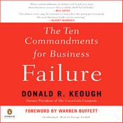 The Ten Commandments for Business Failure (Unabridged) audiobook download