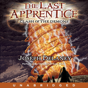 Clash of the Demons: The Last Apprentice (Unabridged) audiobook download