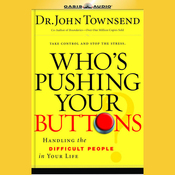 Who's Pushing Your Buttons: Take Control and Stop the Stress (Unabridged) audiobook download