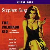 The Colorado Kid: A Hard Case Crime Novel (Unabridged) audiobook download