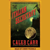 The Italian Secretary (Unabridged) audiobook download