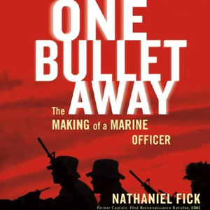 One-bullet-away-the-making-of-marine-officer-audiobook