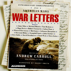 War-letters-extraordinary-correspondence-from-american-wars-audiobook