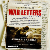 War Letters: Extraordinary Correspondence from American Wars audiobook download