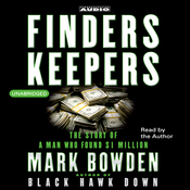 Finders Keepers: The Story of a Man Who Found $1 Million (Unabridged) audiobook download