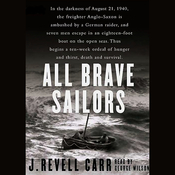 All Brave Sailors: The Sinking of the Anglo Saxon, 1940 audiobook download