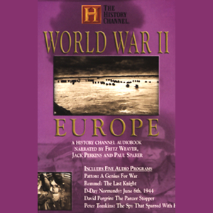 World-war-ii-europe-audiobook