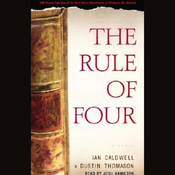 The Rule of Four audiobook download