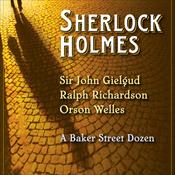 Sherlock Holmes: A Baker Street Dozen (Dramatized) audiobook download
