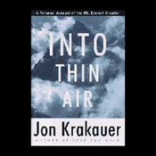 Into Thin Air audiobook download