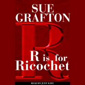 R is for Ricochet: A Kinsey Millhone Mystery audiobook download