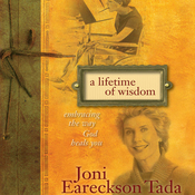 A Lifetime of Wisdom: Embracing the Way God Heals You (Unabridged) audiobook download
