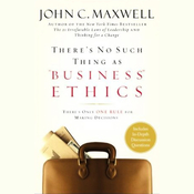 "There's No Such Thing as ""Business"" Ethics (Unabridged) audiobook download"