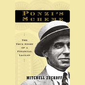 Ponzi's Scheme: The True Story of a Financial Legend audiobook download