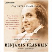 The Autobiography of Benjamin Franklin (Unabridged) audiobook download