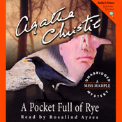 A Pocket Full of Rye: A Miss Marple Mystery (Unabridged) audiobook download