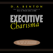 Executive Charisma audiobook download