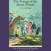 The Voyage of the Dawn Treader: The Chronicles of Narnia (Unabridged) audiobook download