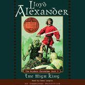 The High King: The Prydain Chronicles, Book 5 (Unabridged) audiobook download