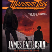 Maximum Ride: Saving the World and Other Extreme Sports audiobook download