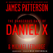 The Dangerous Days of Daniel X (Unabridged) audiobook download