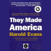 They Made America: From the Steam Engine to the Search Engine: Two Centuries of Innovators audiobook download
