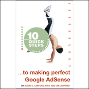 10 Quick Steps to Making Perfect Google AdSense audiobook download