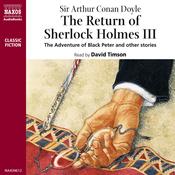 The Return of Sherlock Holmes III (Unabridged Selections) audiobook download