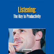 Listening: The Key to Productivity (Unabridged) audiobook download