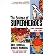 The Science of Superheroes (Unabridged) audiobook download