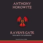 Raven's Gate: The Gatekeepers, Book 1 (Unabridged) audiobook download