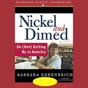 Nickel and Dimed: On (Not) Getting By in America (Unabridged) audiobook download
