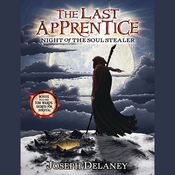 Last Apprentice: Night of the Soul Stealer (Unabridged) audiobook download