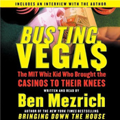 Busting Vegas: The MIT Whiz Kid Who Brought the Casinos to Their Knees audiobook download