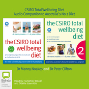 CSIRO Total Wellbeing Diet (Unabridged) audiobook download