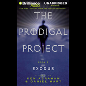 Exodus: The Prodigal Project #2 (Unabridged) audiobook download