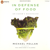 In Defense of Food (Unabridged) audiobook download