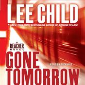 Gone Tomorrow: A Jack Reacher Novel audiobook download